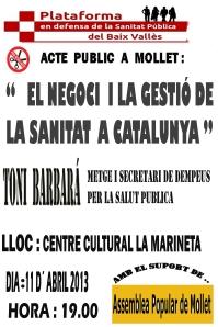 ACTE SANITAT COMPIMIDO RECT