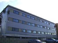 El centre es construeix just al darrere de l'Hospital