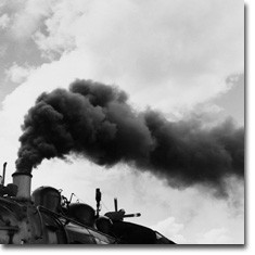 emisión de gases de hidrocarburos