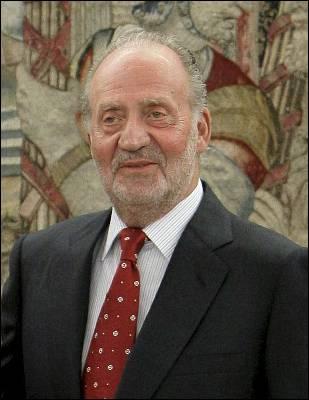 Juan Carlos de Borbón y Borbón