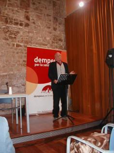 Presentació Llibre DEMPEUS Mario Bofill