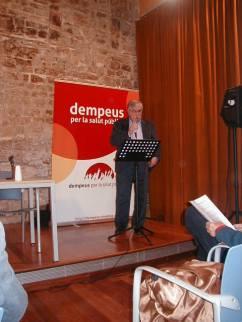 Presentació Llibre DEMPEUS JR Lladós