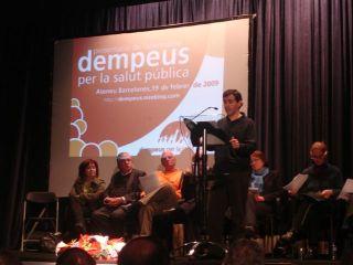 Sergi_Estanyol_a_la_presentació_Dempeus