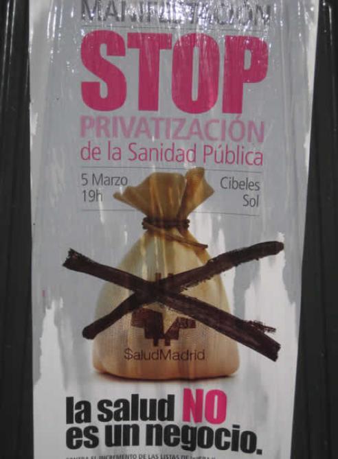 stop privatització