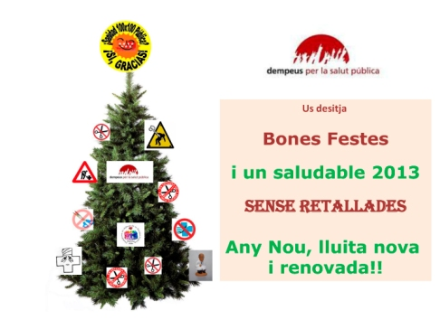 Bon any 2013 saludable y de lluita renovada