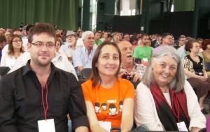 Albano Dante, Marta Sibina i Àngels Martínez Castells
